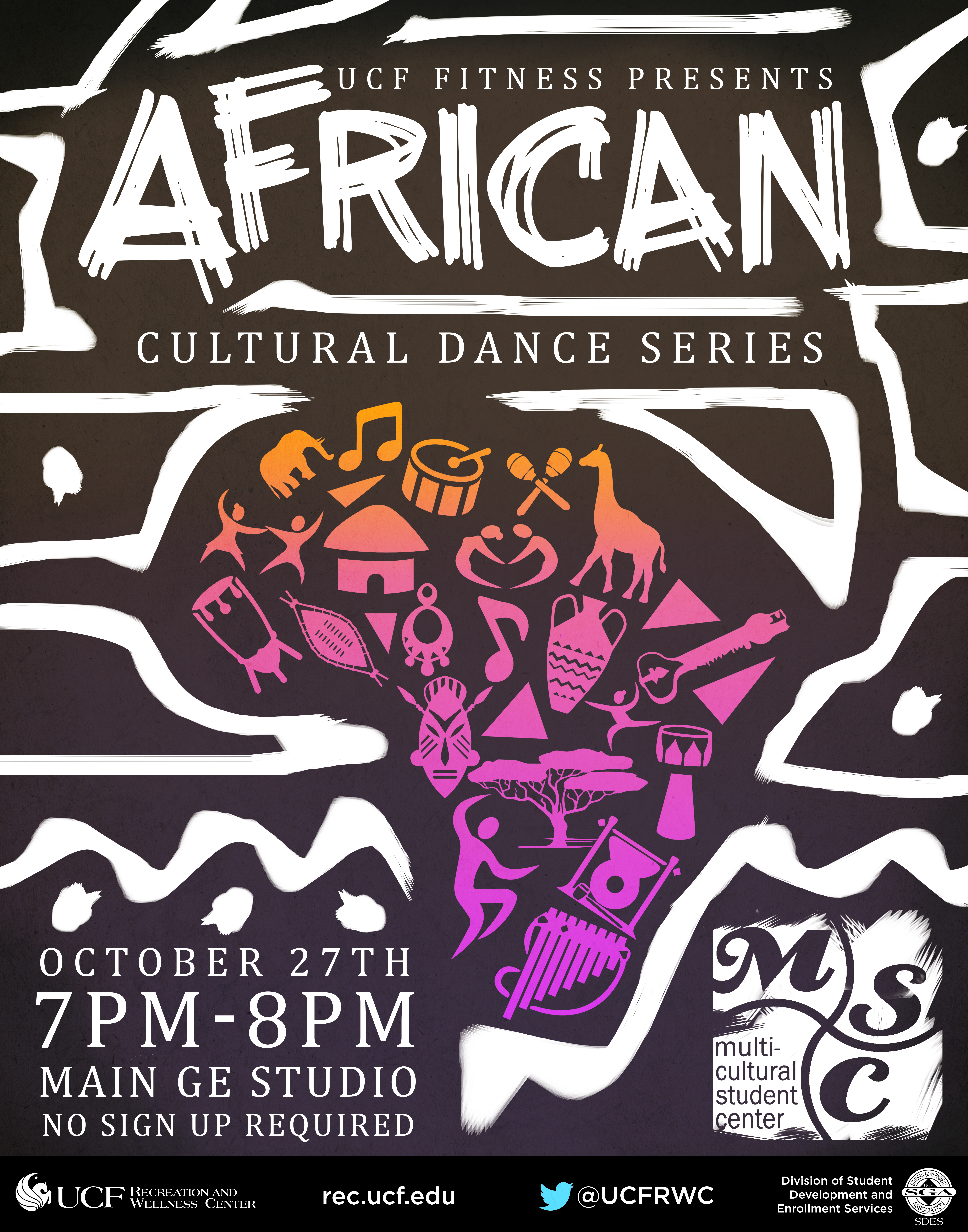 African Dance Posters